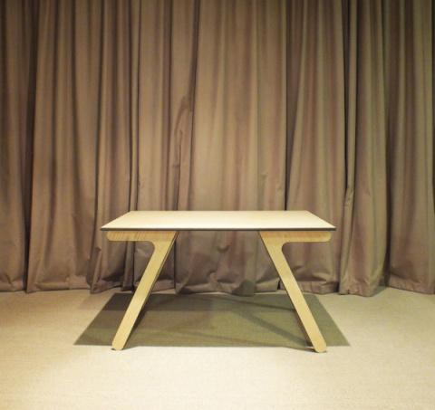 Журнальный столик, который превращается в обеденный