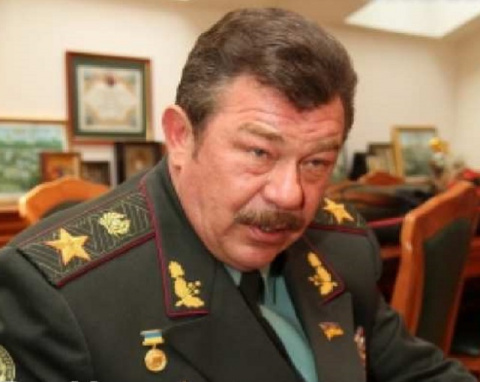 Украинский военачальник пред…