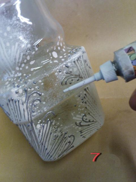 И снова про бутылки-баночки. :)