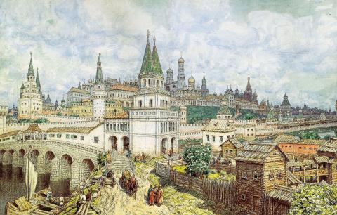 Москва, которую мы потеряли: 10 главных утрат XX века