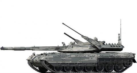 Т-14 «АРМАТА» — ПЕРВЫЙ ТАНК 4-ОГО ПОКОЛЕНИЯ
