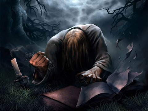 Мистика вокруг смерти ведьм и колдунов