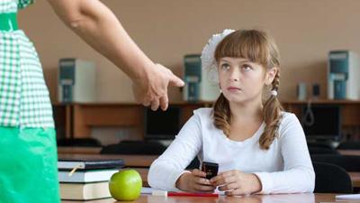 В Чечне запретили мобильники…