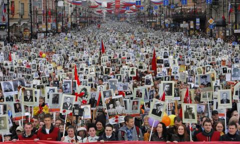 Я хочу, чтоб все понимали, что их потрясло на Параде Победы