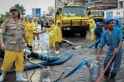 Число жертв наводнений в Египте возросло до 18 человек (видео)