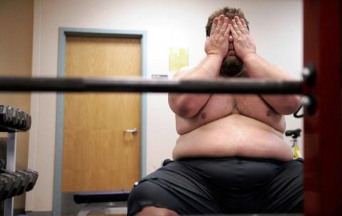 От ожирения нельзя избавиться только с помощью спорта