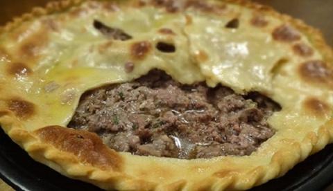 Осетинские пироги с мясом