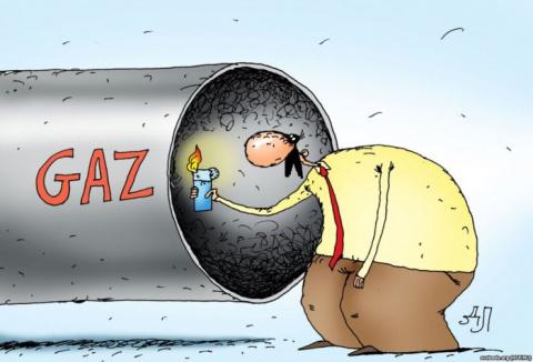 Украина приманивает Газпром дешевым транзитом газа, но с 2020 года...