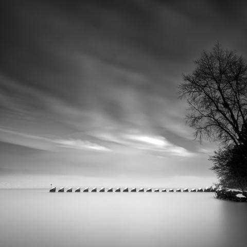 Глубокие и лаконичные пейзажи Pierre Pellegrini
