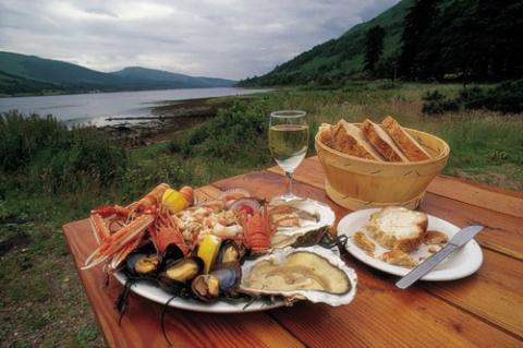 Немного о шотландской кухне...+ 7 рецептов заявленных в посте блюд!