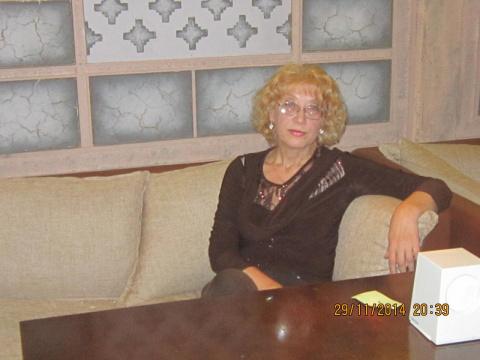 Лидия Березовская (Абраменко)
