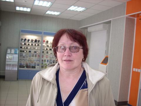 Лидия Калашникова