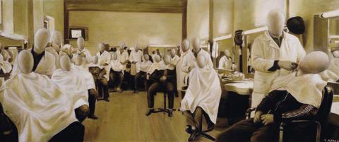 Утопическое представление о парикмахерской