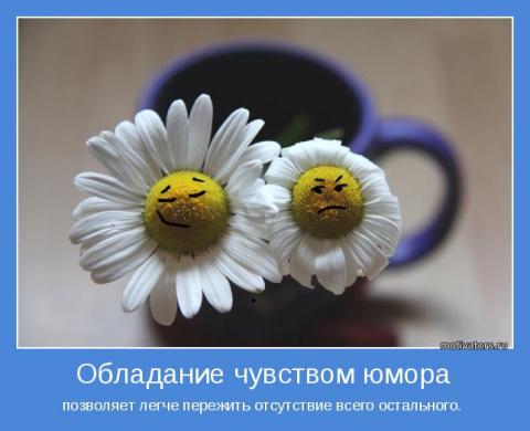 Про тех, у кого НЕТ чувства юмора и про других!)))