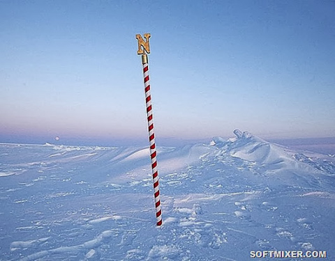Пять мифов о Северном полюсе