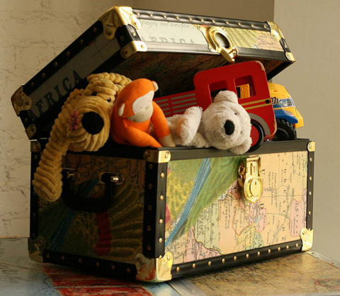 Детские игрушки прошлого, ко…