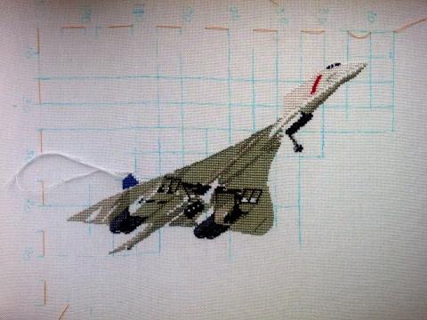 найти схему самолета!