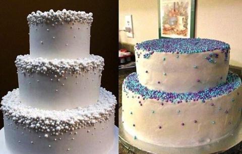 Свадебные торты, какими их з…