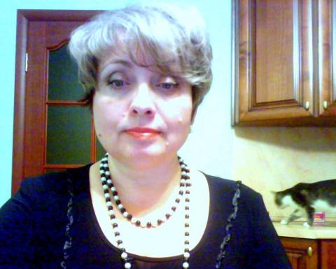 Елена Митрошина (братчикова)