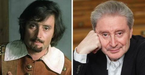 Любимые герои фильма «Д'Артаньян и три мушкетера» 37 лет спустя