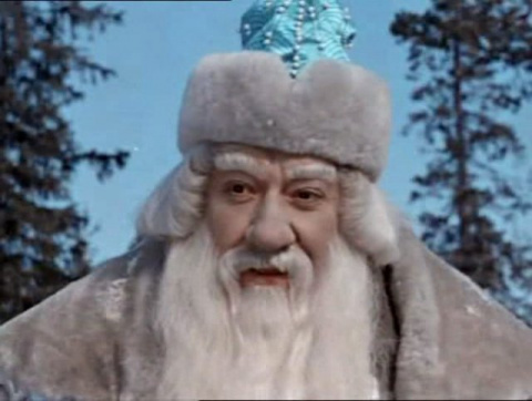 Донецк – дед Мороз наносит ответный удар