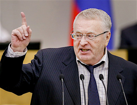 Владимир Жириновский: «Впере…