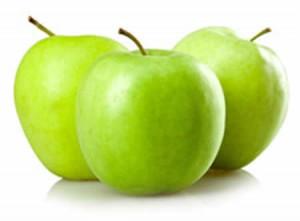 Зелёные яблоки. Польза, рецепты