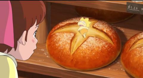 Самая известная в мире студия аниме выпустила рекламу хлеба