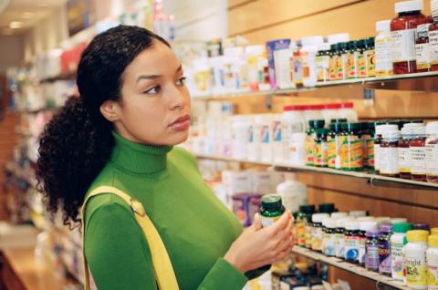 Лучшие витамины для женщин