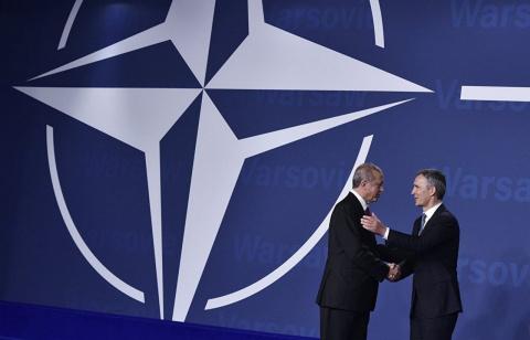 Зачем НАТО сделало из Турции…