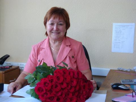 Наталья Штифанова