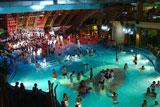 Крупнейший в России аквапарк «Ривьера»