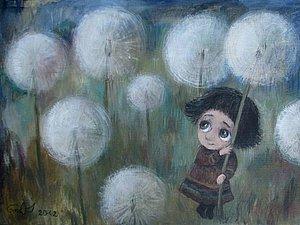 Трогательные картины Нино Чакветадзе