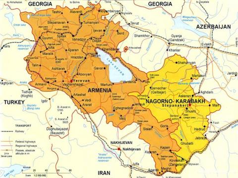 Армения и Карабах сделали свой исторический выбор: они с Россией