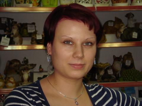 Maria Veselova  (Hlebnikova )
