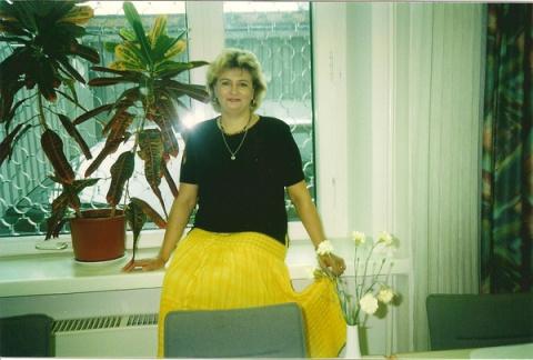 Наталья Сальченкова (Давыдова)