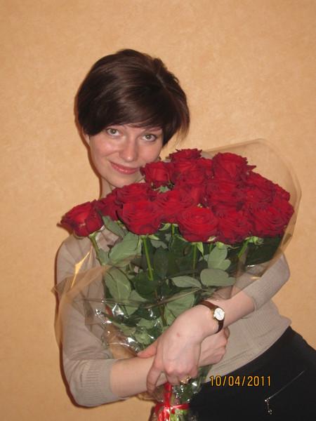 Оксана Матвеева(Крутась)