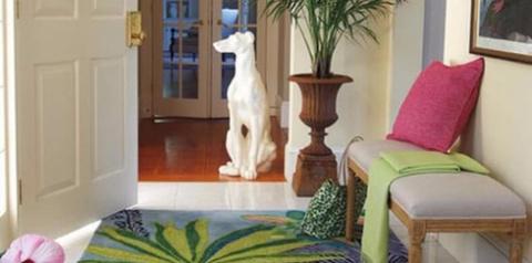 Создаем тропический интерьер в доме
