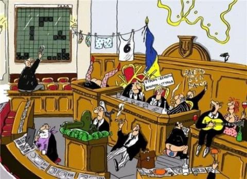 Верховная Рада Украины планирует лишить страну Азовского моря