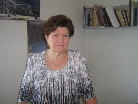 Вера Литвинова (личноефото)