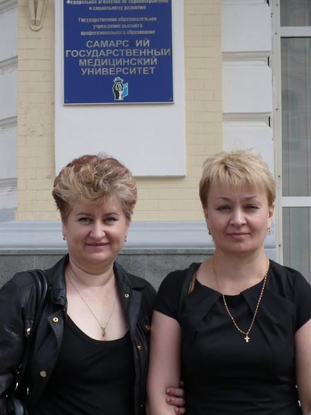 Светлана Борщина