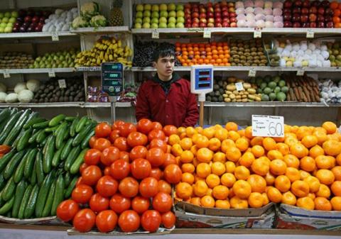 Витаминная война: Россия запрещает с 7 декабря ввоз фруктов и овощей из Беларуси