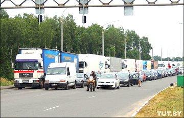Реэкспорт в Россию даёт бюджету Белоруссии 4,5 миллиарда евро