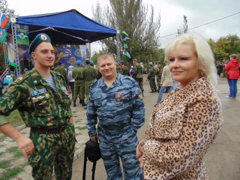 """Наш Фестиваль в Крыму. """"Честь имею"""" 2014"""