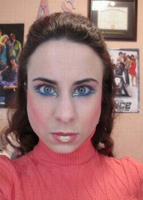 Из царевны в лягушку: ужасы макияжа