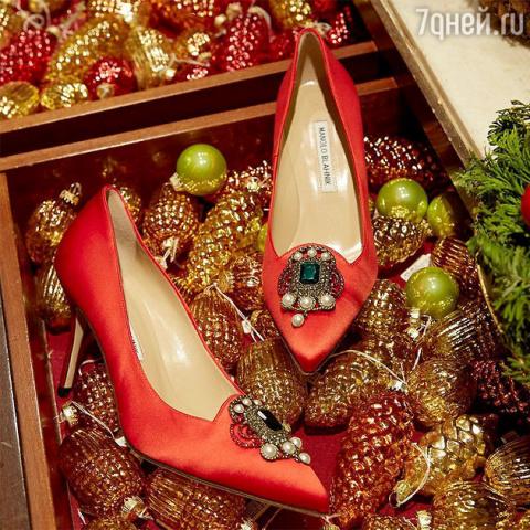 Тренд недели: туфли для праздника