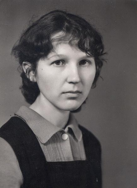 Наталья Солодилова (Казаковцева)