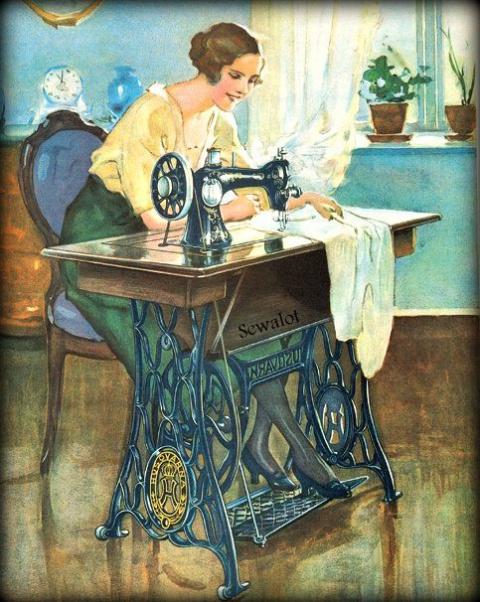Терминология швейных операци…