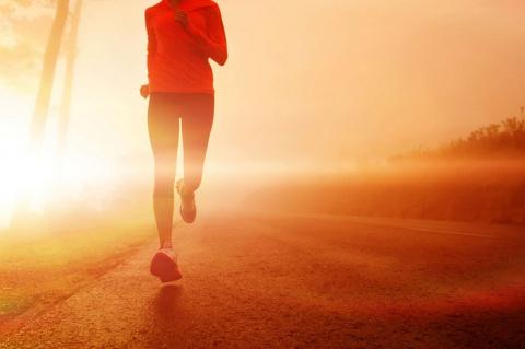 Утренняя пробежка – решение многих проблем.