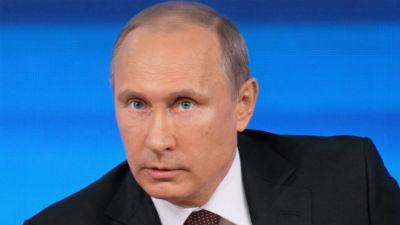 Путин ограничил доступ журналистов на избирательные участки